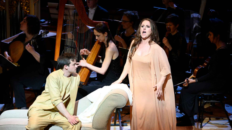 Handel Semele tour | Monteverdi Choir and Orchestra
