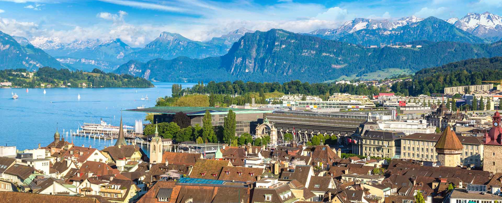 Beethoven Symphony Cycle - Symphonies 8 & 9 (Lucerne)