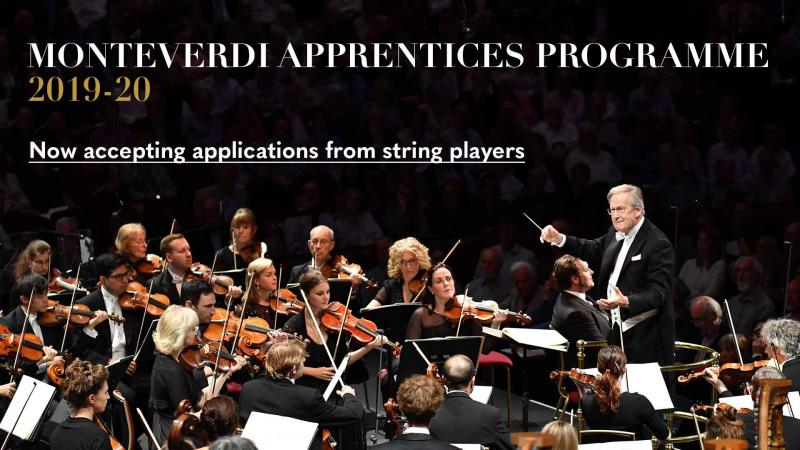 Monteverdi Choir and Orchestra