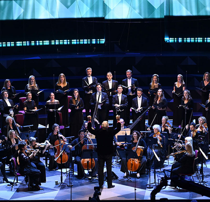 Handel & Bach at the BBC Proms